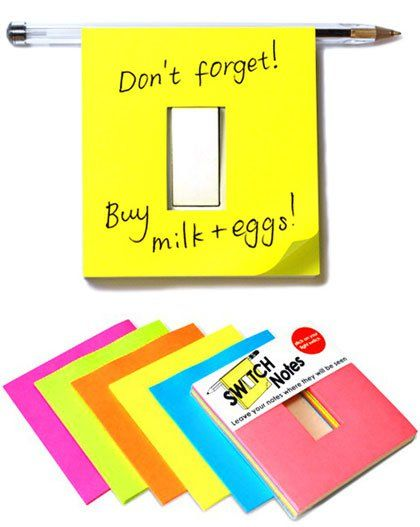 The 22 coolest sticky notes i've ever seen!