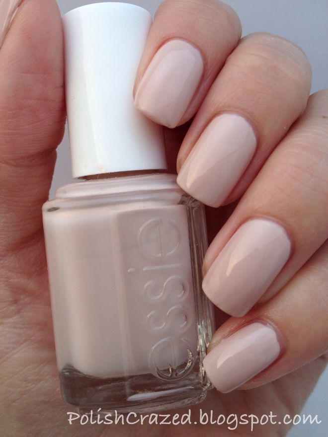 topless and barefoot - essie. loving naked nails. | For the Nails ...