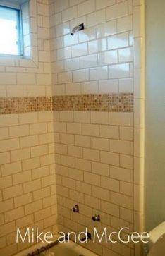 bathroom beige black subway tiles 21+ ideas | black subway