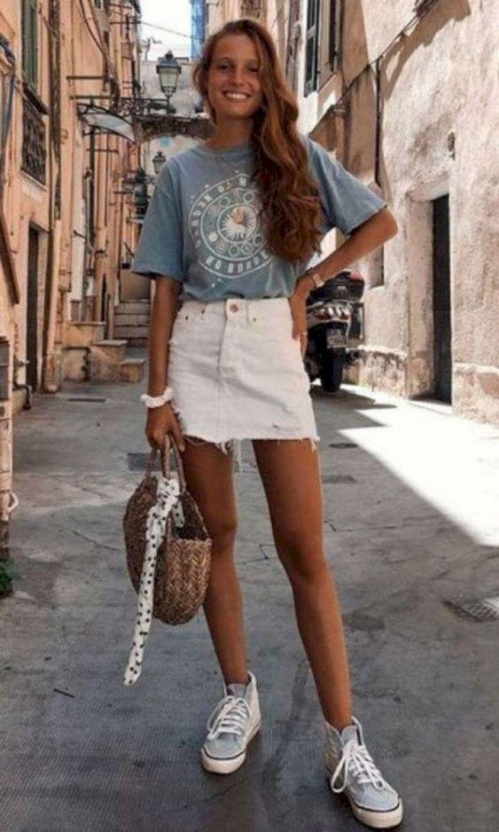 Photo of Über 50 Sommeroutfits für Frauen, die immer fantastisch aussehen – Seite 4 von 55 – SooPush