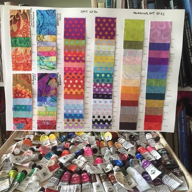 Our paint box