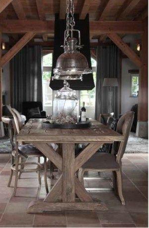 NANO interieur - lamp en tafel verkrijgbaar bij ons - landelijk ...