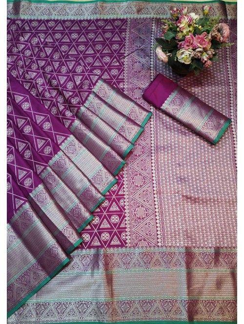 1550 Free Shipping SKU  gnp005765  Banarasi Silk Saree Jacquard With Rich Pallu  1550 Free Shipping SKU  gnp005765  Banarasi Silk Saree Jacquard With Rich Pallu  Visit No...