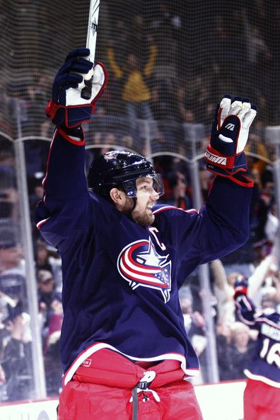 Rick Nash - Columbus Blue Jackets