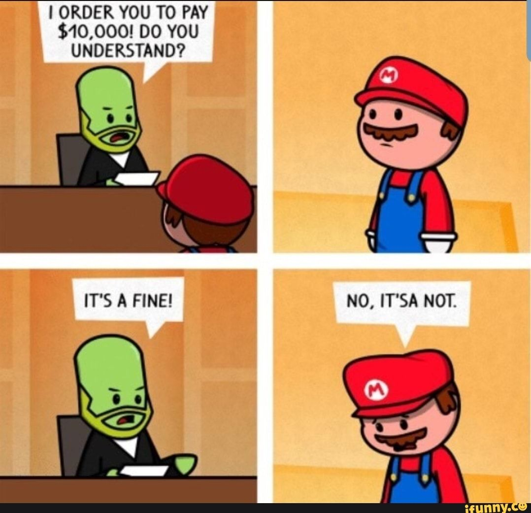 L Order You To Pay 40 000 Do You Understand Ifunny