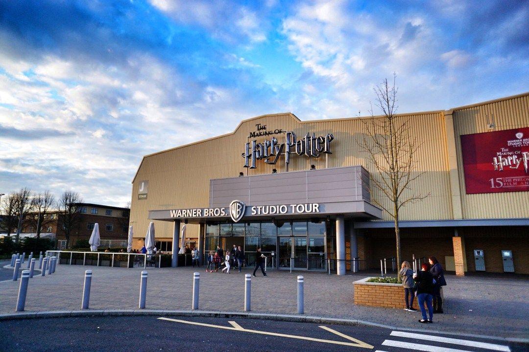 First Stop Warner Bros. Studio Tour London Warner bros