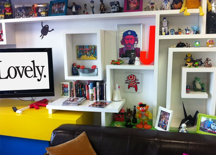 Geek Office Organisation Office Space Mood Boards Pinterest