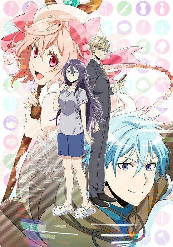 Pin de ( ‿ ) en NETJUU NO SUSUME Animes shojo, Anime
