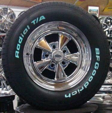 Cragar Ss Wheels CRAGAR SS WHEELS Chrome Classic Car Rims For Sale - Classic car wheels