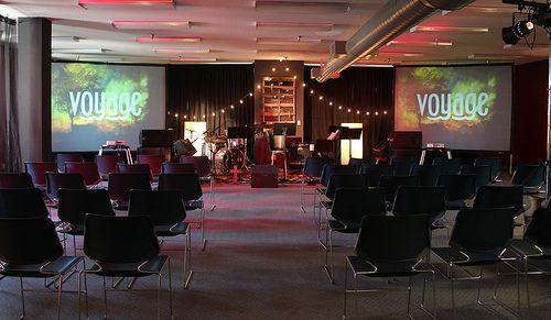 Church Plant Voyage Bremerton Silverdale WA Modern