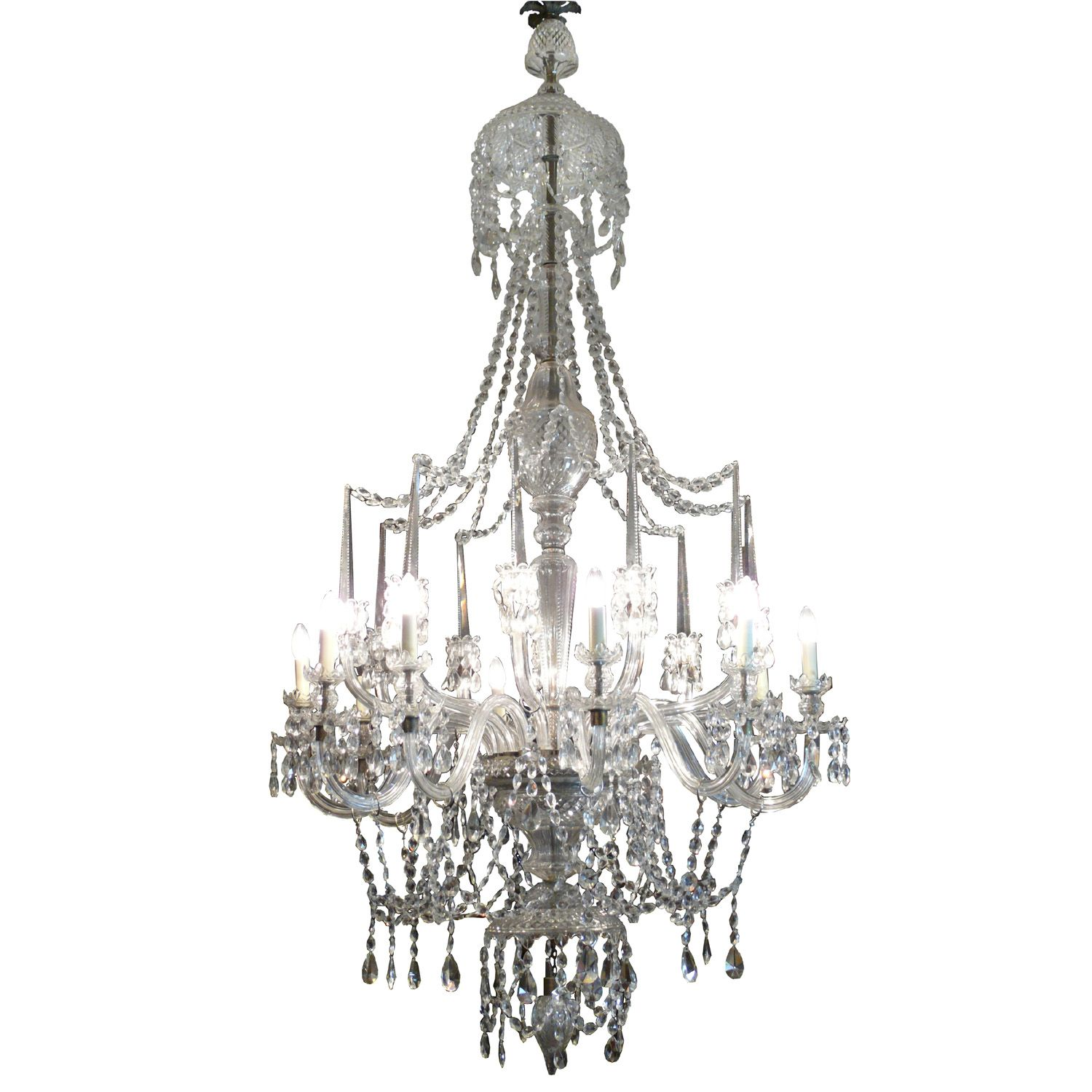 crystal chandeliers lights pin chrome with max brand contemporary unitary finish chandelier large