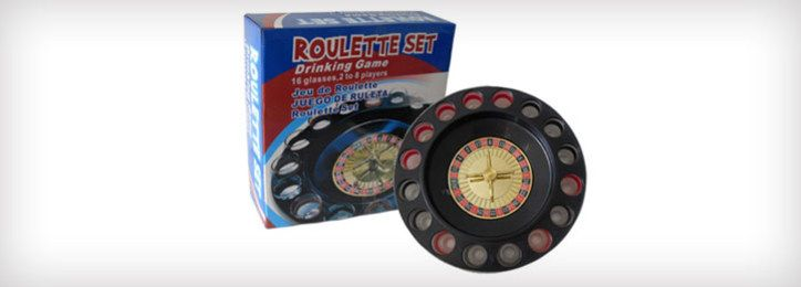 20 for the roulette drinking game 4399 value