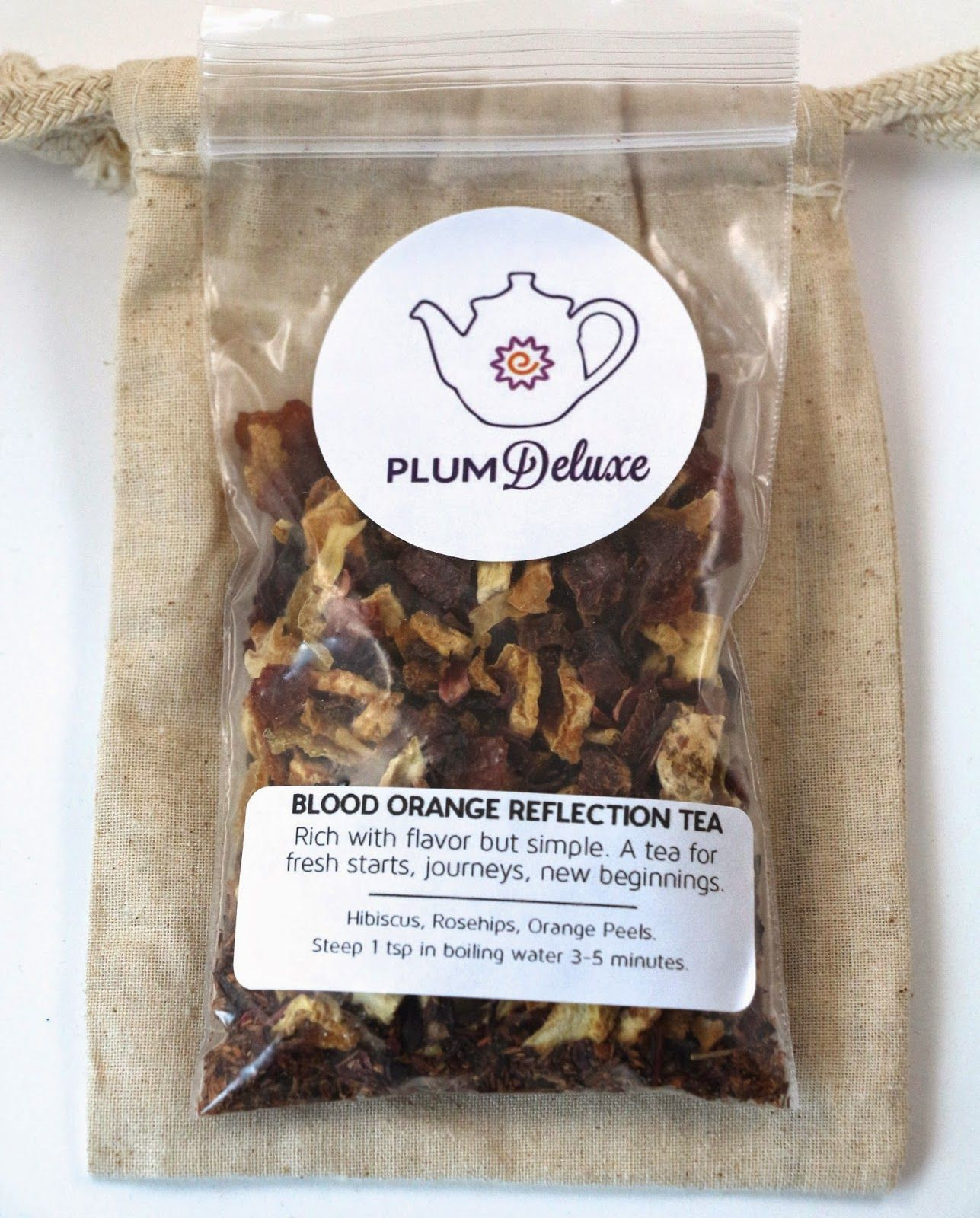 Evolution of a Foodie: Plum Deluxe Tea of the Month Club Review