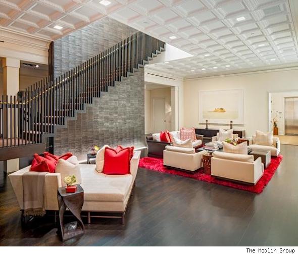24 Manhattan Apartment Floor Plans The 11 Most: Kelly Ripa And Mark Consuelos List New York City Loft For