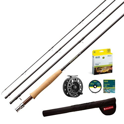 Redington Path 4 Piece Combo 456 Reel 6 Weight Line 90 Be Sure To Check Out This Awesome Product Rod Fly Rods Combo