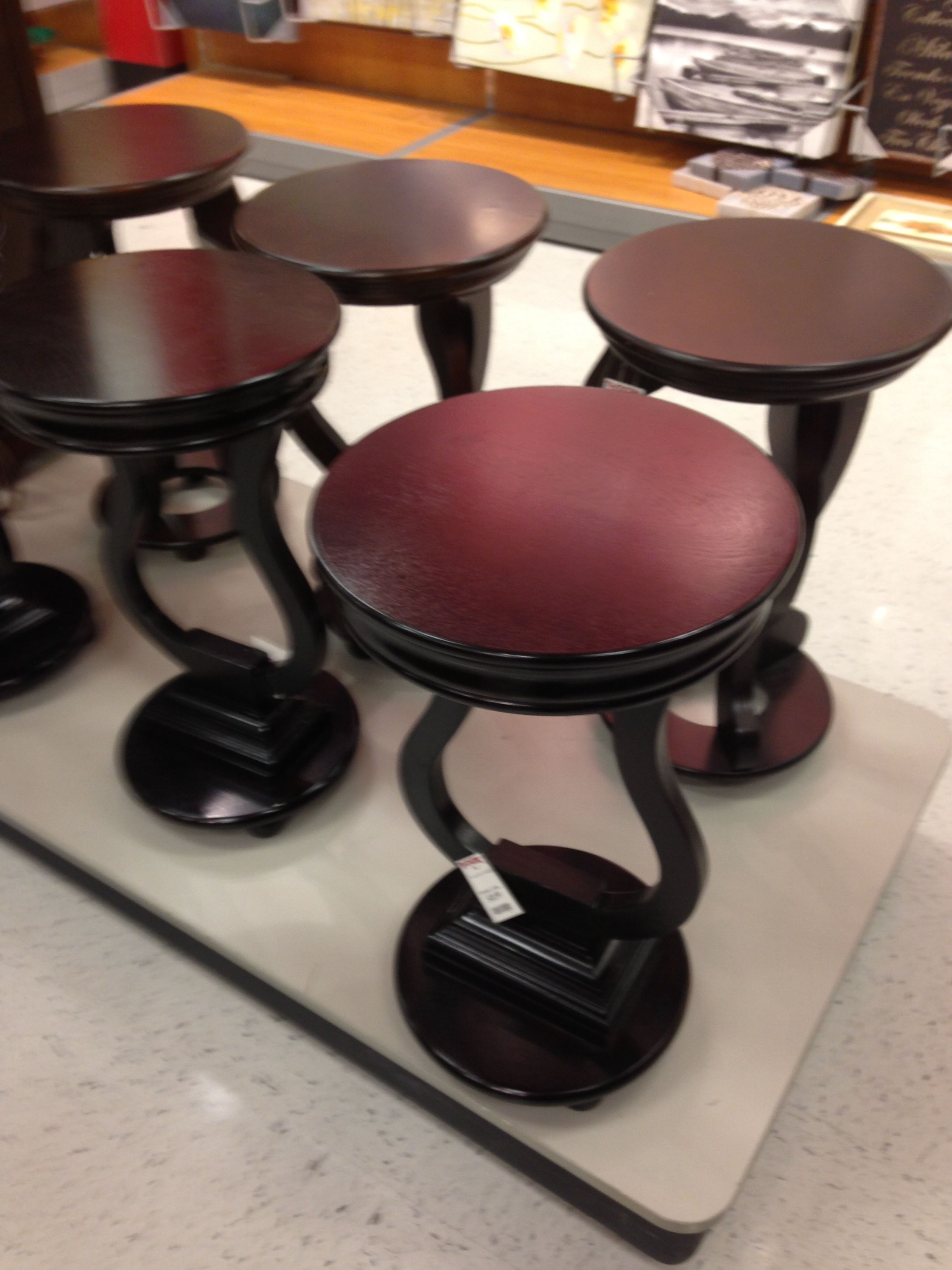 Corner table for waiting room from tj maxx 50 corner