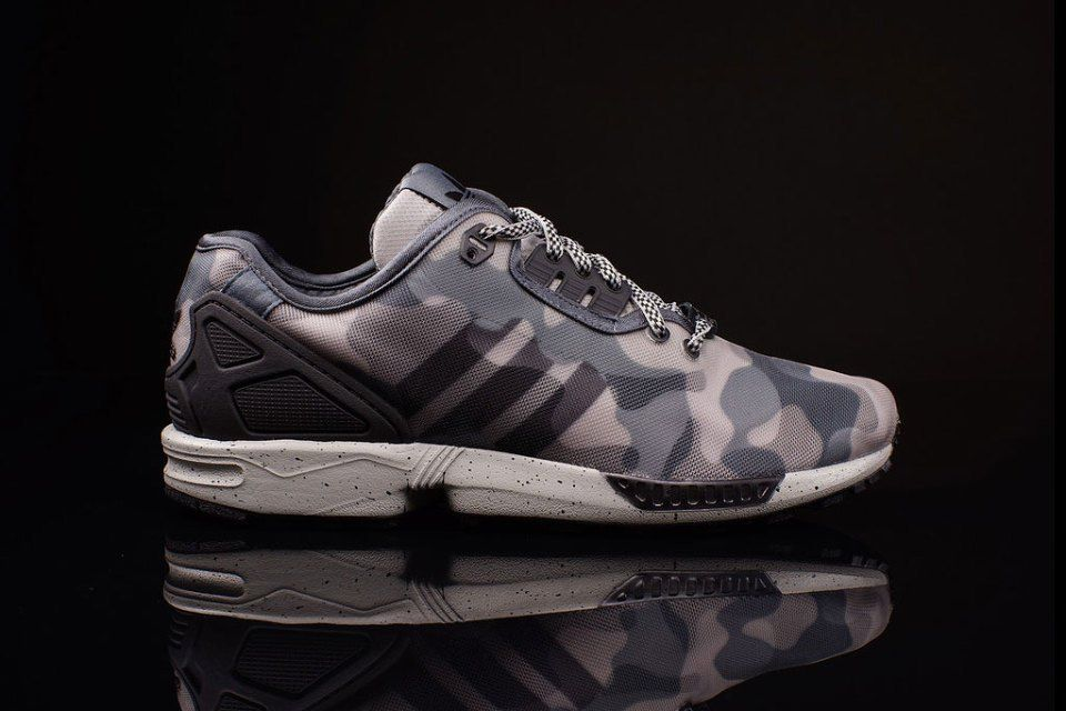 premium selection 14ad5 d2edd ... official store bonsportant adidas originals zx flux decon camo pack  19636 b7178