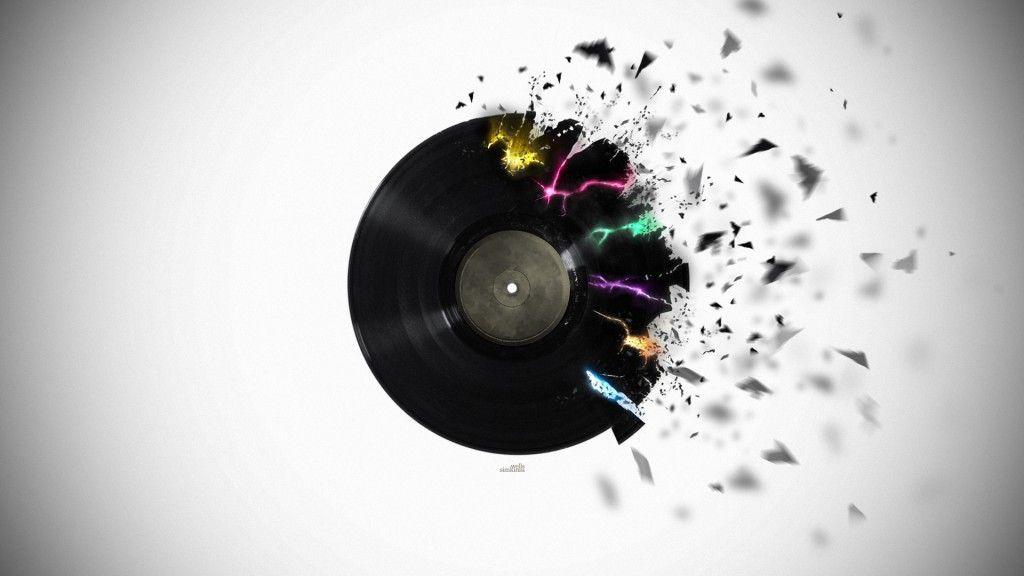 Vinyl Disc Hd Wallpapers Music Wallpaper Vinyl Records Music