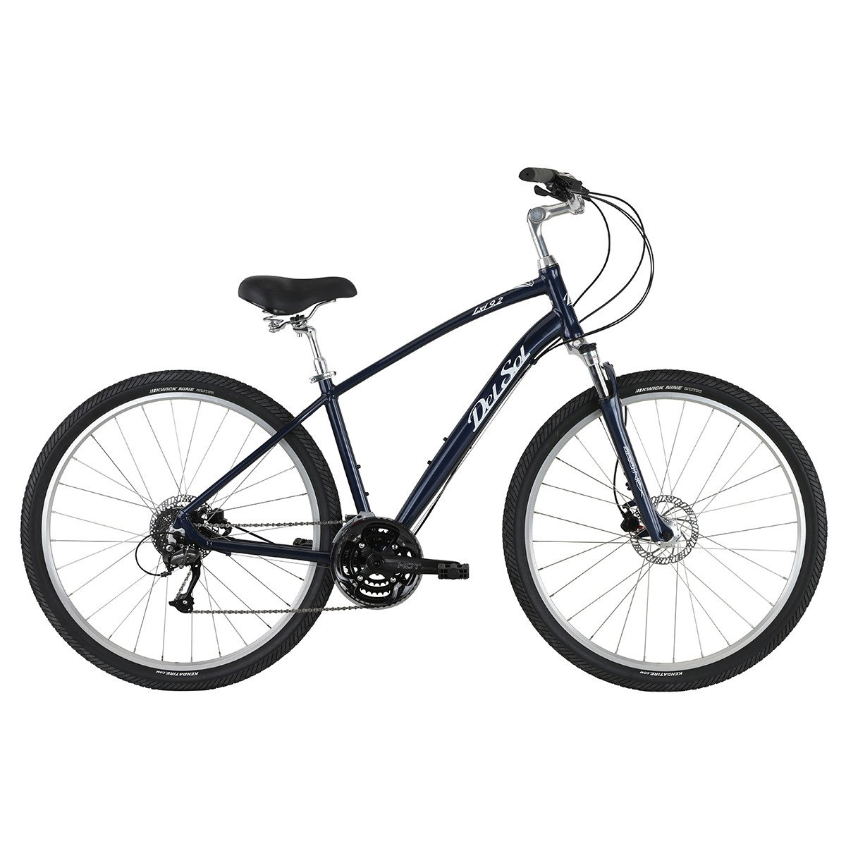 GHOST Kato 1 AL 29 night blue/amber 2017 - Rahmengröße S - Mountainbike