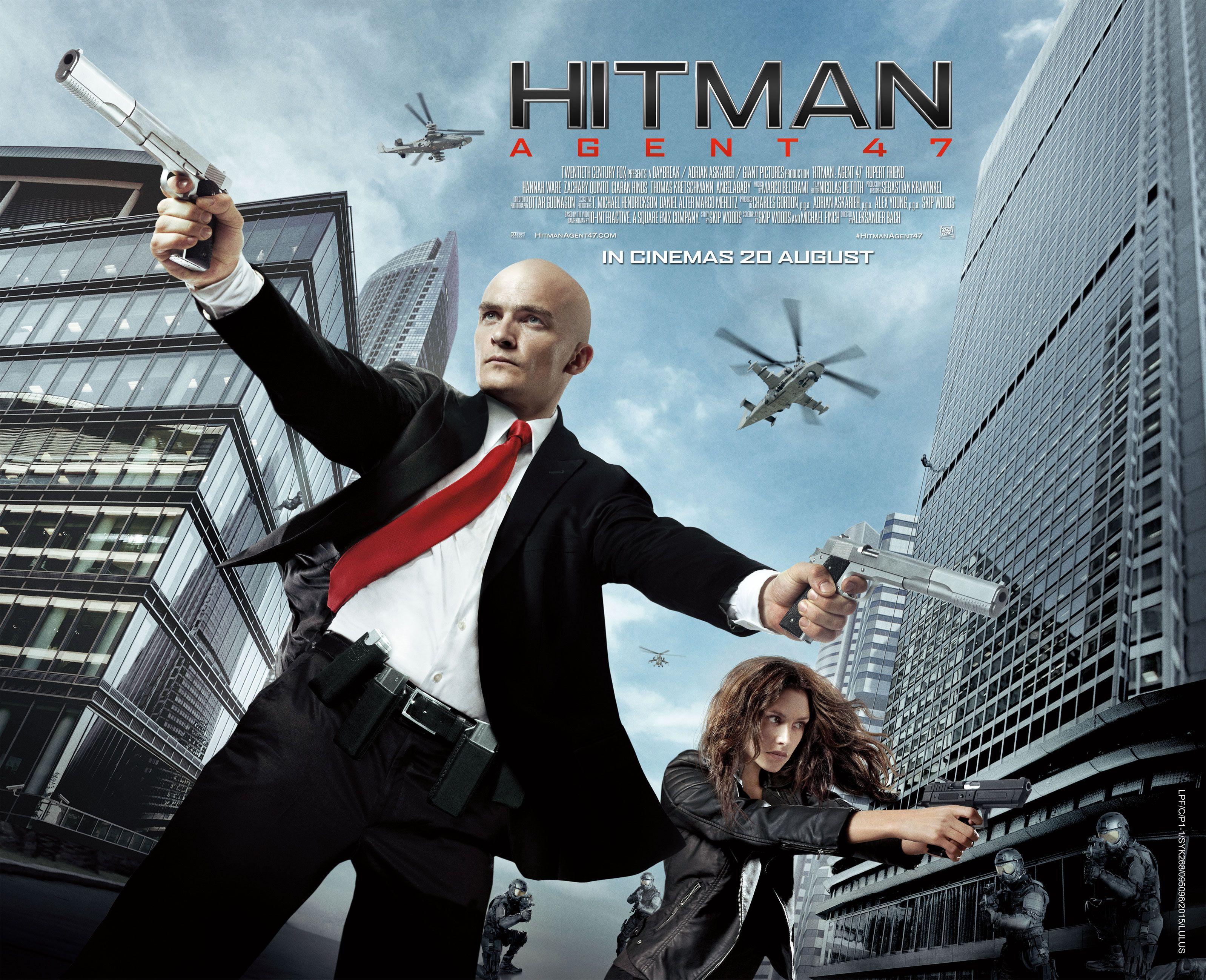 hitman agent 47 locandina vish pinterest agent 47 and hitman agent 47. Black Bedroom Furniture Sets. Home Design Ideas