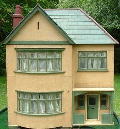 dollhouse miniatures 1920s - Google Search