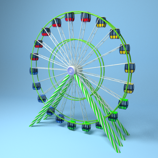 Ferris Wheel Ferris Wheel Wheel Ferris