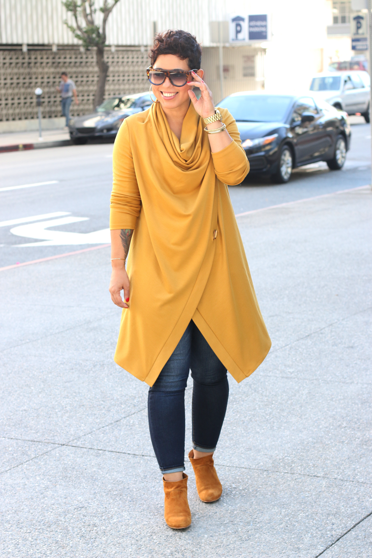 DIY Cowl Neck Sweater   Sew Along! - Mimi G Style | fashion ...