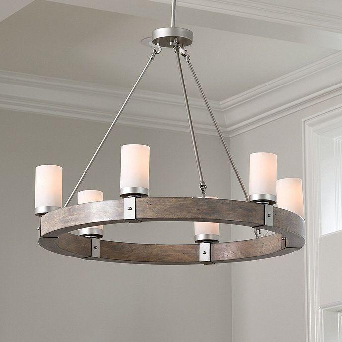 Arturo 6 light round chandelier arturo 6 light round chandelier ballard designs aloadofball Images