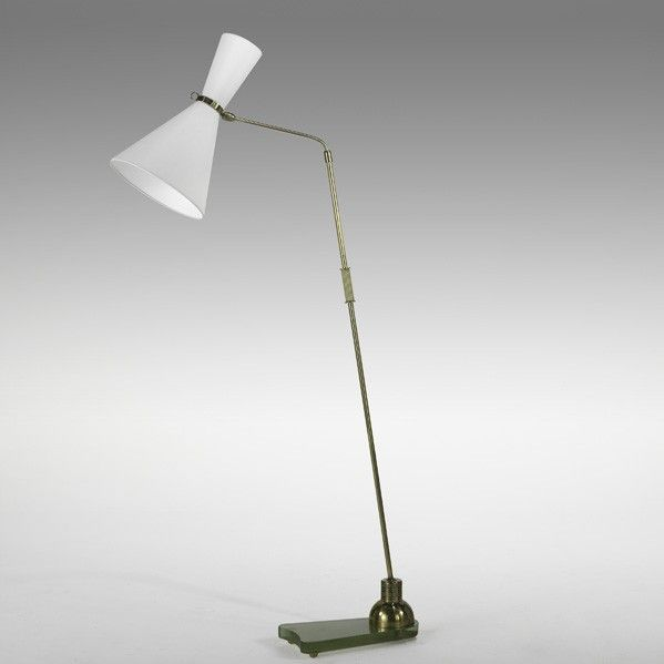 703 Boris Lacroix Adjustable Floor Lamp Oct 02 2011 Rago Arts And Auction Center In Nj Lamp Adjustable Floor Lamp Glass Floor Lamp