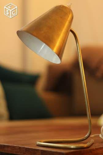 Lampe de chevet vintage biny Ameublement Paris 320