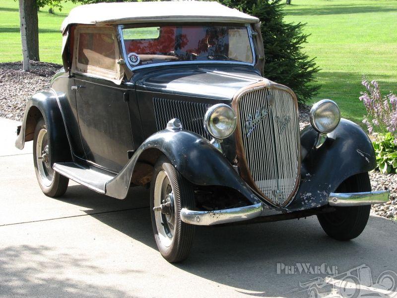 Fiat Balilla 508B 4M Spyder 1936 for sale 2 | Antiques & Classics ...