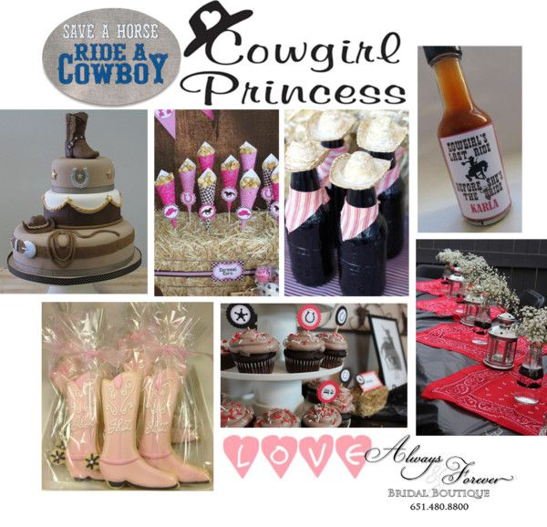 Country Girl Theme Party