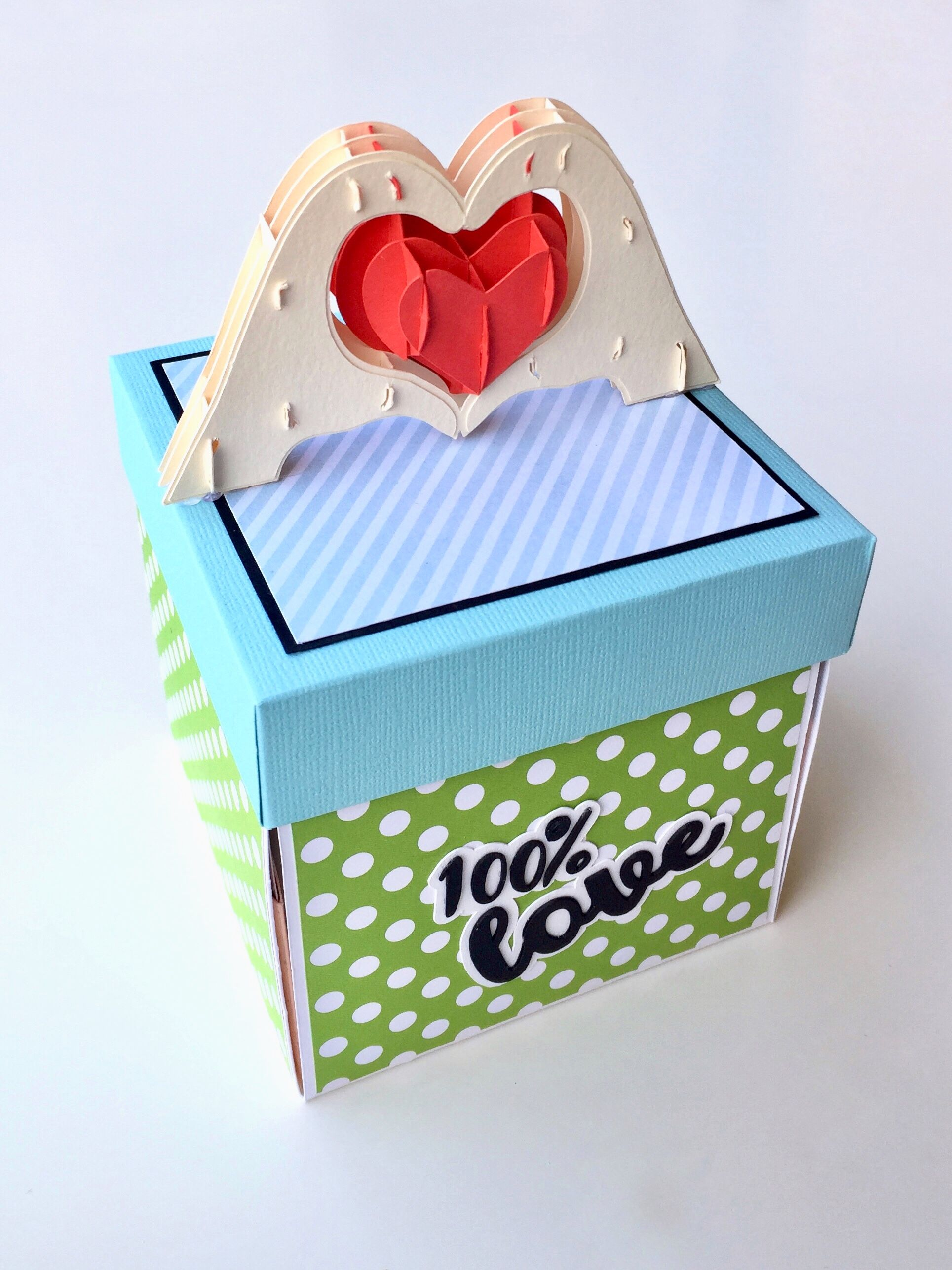 100 love explosion box by simo scrapper box pinterest box 100 love explosion box by simo scrapper thecheapjerseys Choice Image