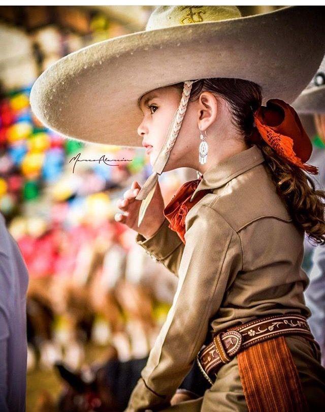Bebe Charra.  TradiciónQueNosUne  Mexico  Charreria  ElFuturoDeLaCharreria   Escaramuza  Chiapas2016  Charra 65080d874da