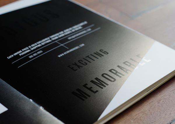 Henri  Nobel Fine Jewelry  Design    Brochures