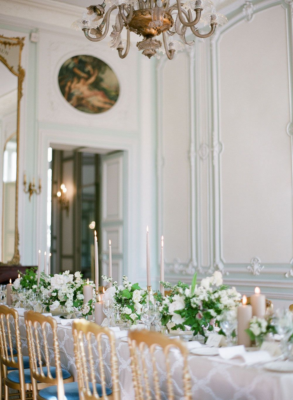 Setting the Table: Elements for a Glamorous Tablescape   wedding ...