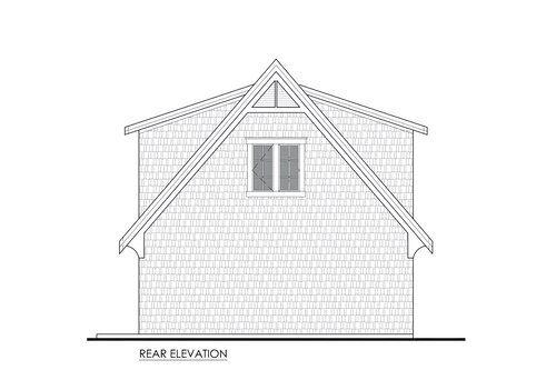 CAMPBELL VALLEY DETACHED GARAGE- TRADITIONAL — Su Casa Design