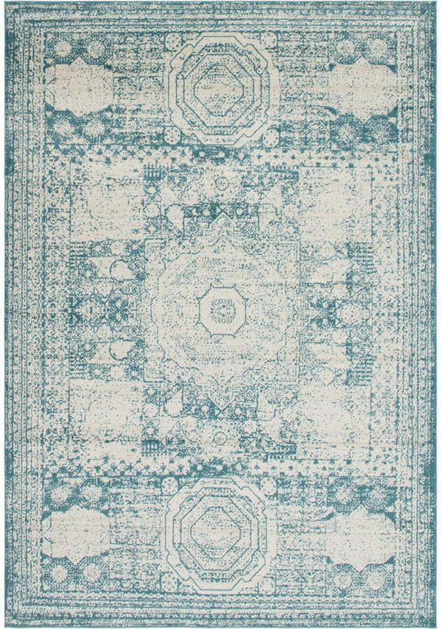 Mobley Mob2 Turquoise 10 X 14 Area Rug Products In 2019 Area