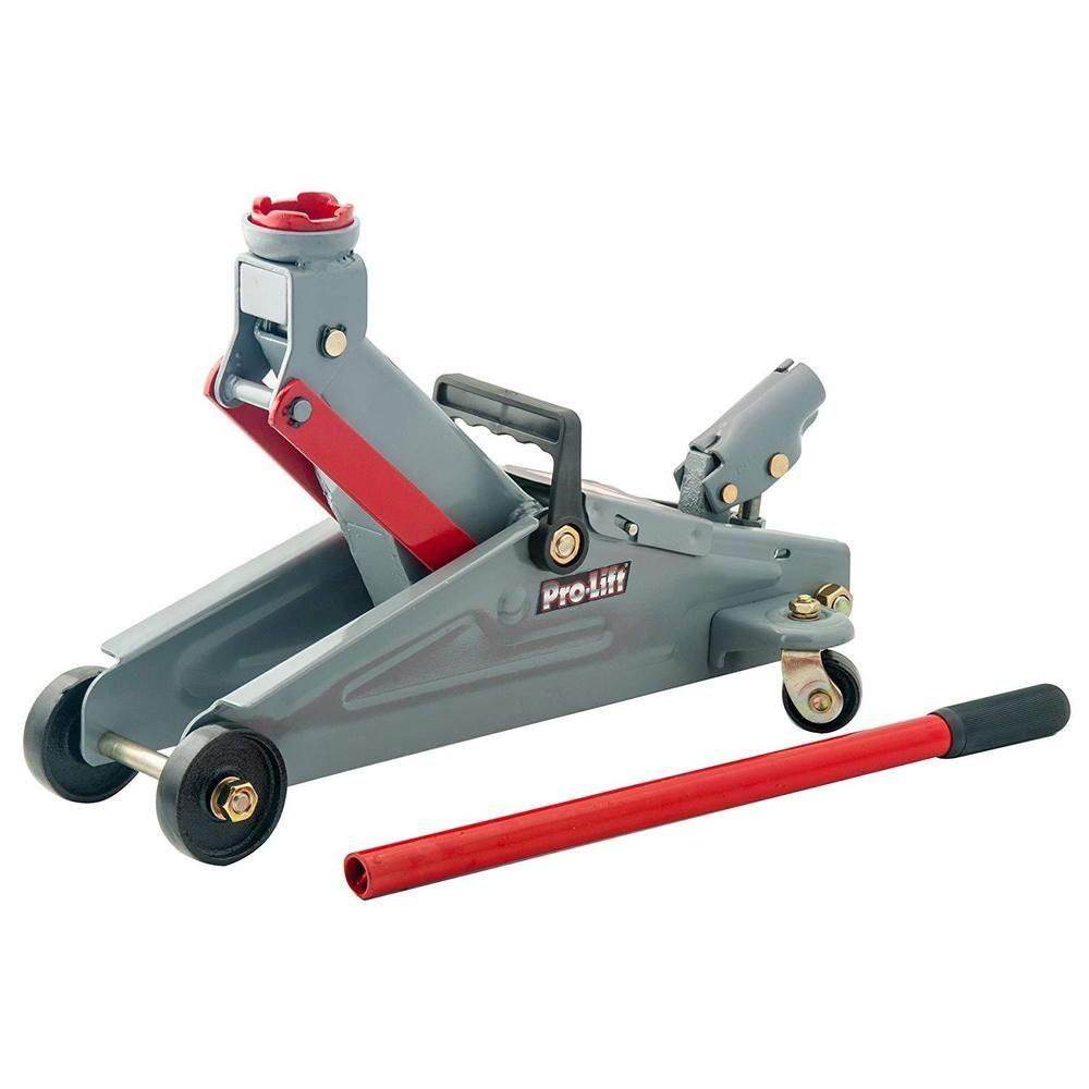 Pro Lift F 2332 Grey Hydraulic Floor Jack 2 Ton Capacity Hydraulic For Jack Prolift Floor Jack Lifted Cars Hydraulic