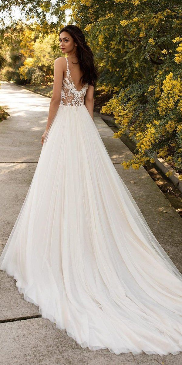 ALine Wedding Dresses 2020/2021 Collections Overview