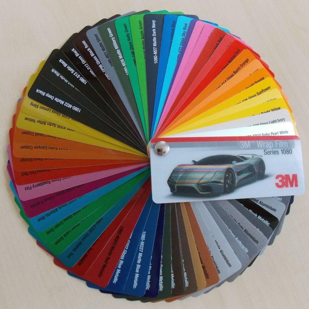 3m Wrap Film Serie 1080 Farbf 228 Cher Autofolie Car