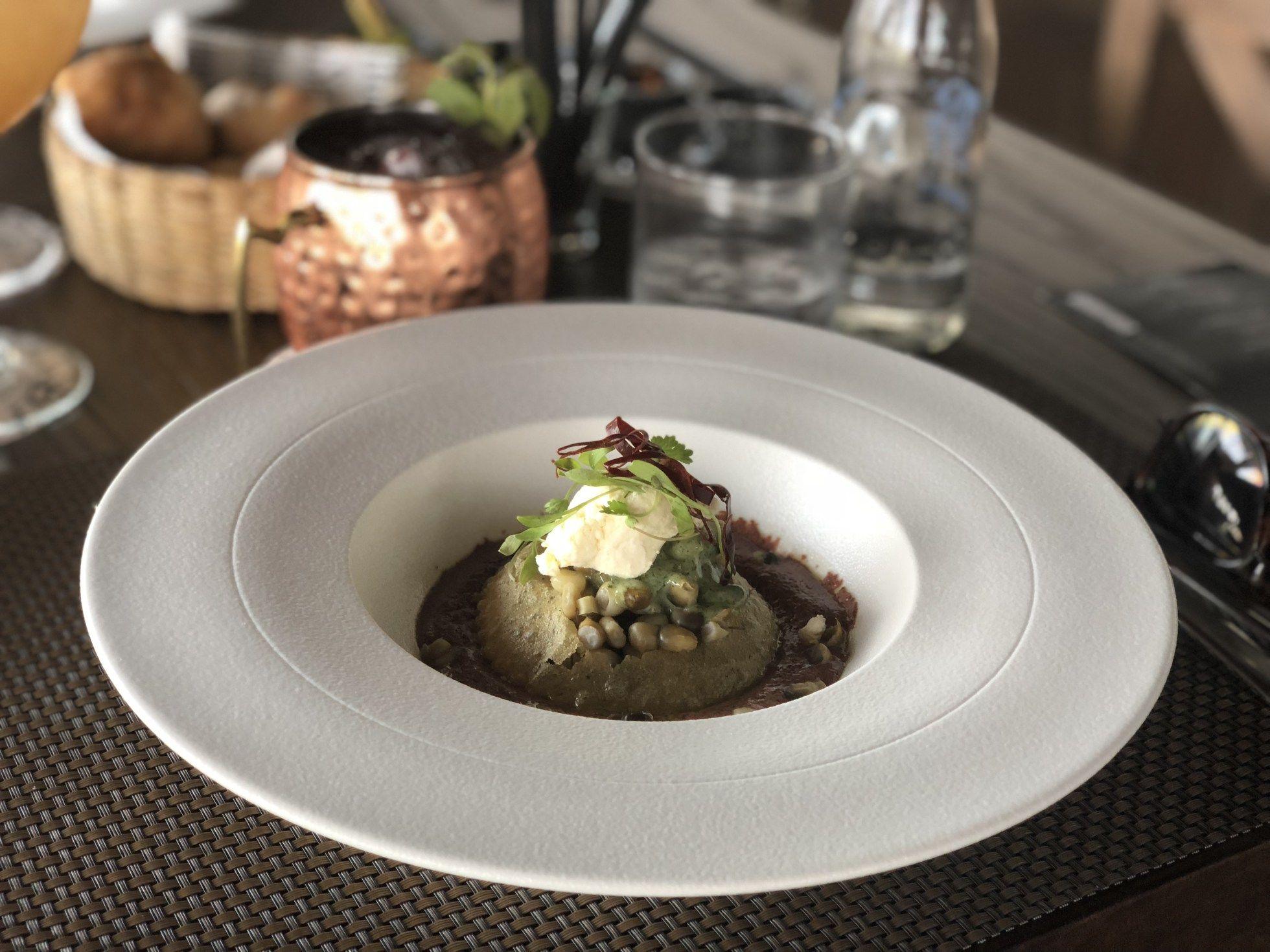 Hotel Domingo Santo Cocina Mexicana De Autor En Una Bella Terraza Del Centro Historico Food Plea Restaurantes Para Comer Recetas De Comida Elote Preparado