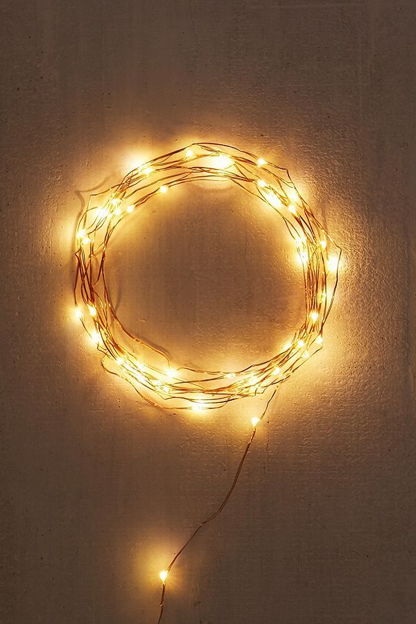 Firefly String Lights Stunning Firefly String Lights  Lights And Bedrooms Design Decoration