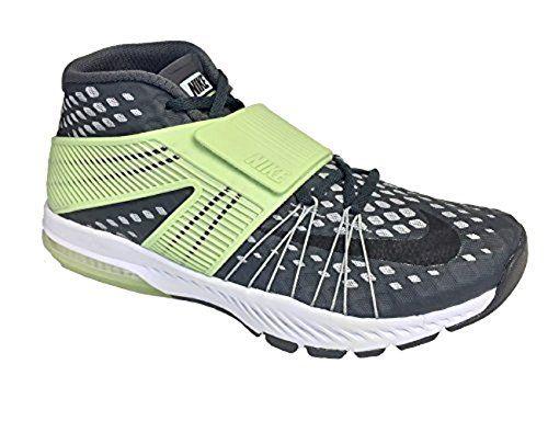 Nike Mens Zoom Train Toranada amp Training Shoe (Anthracite 9)