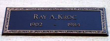 013174b6e Ray Kroc (1902 - 1984) Founder of the McDonald s restaurant chain ...