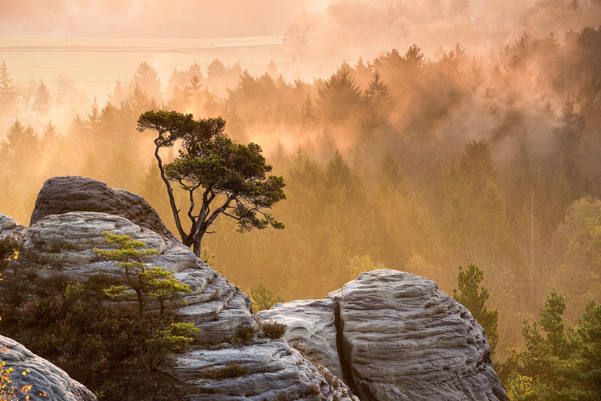 Обои скалы. Природа foto 15