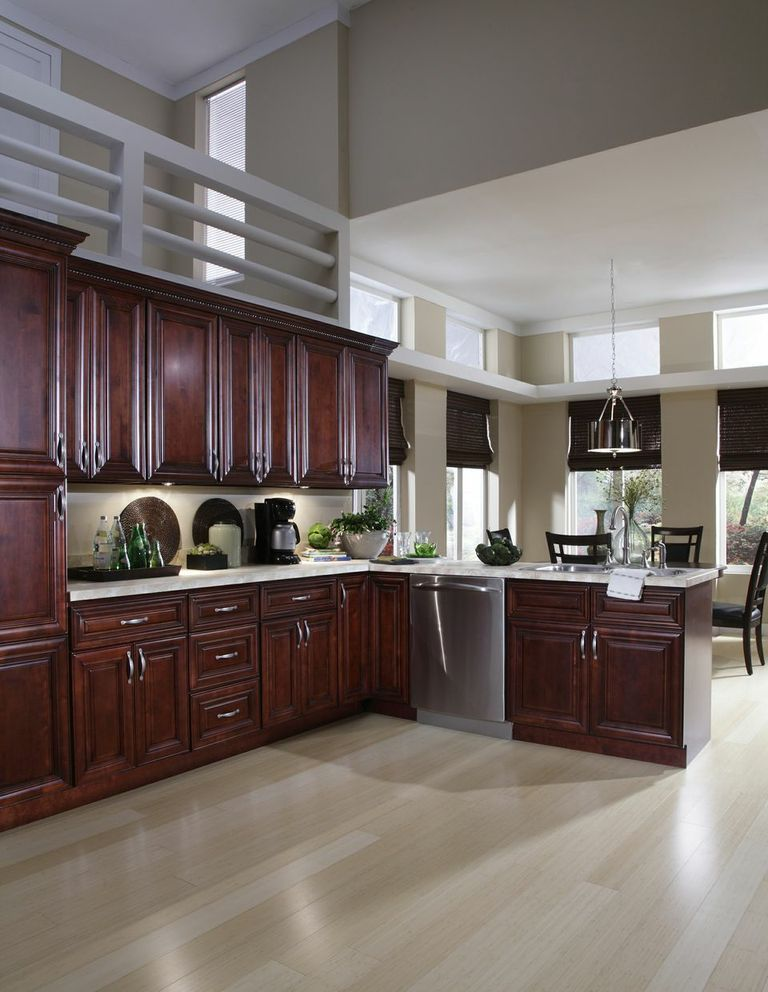 A Mediterranean Kitchen Is The Perfect Way To Introduce Design Elements  That Are Both Exotic And