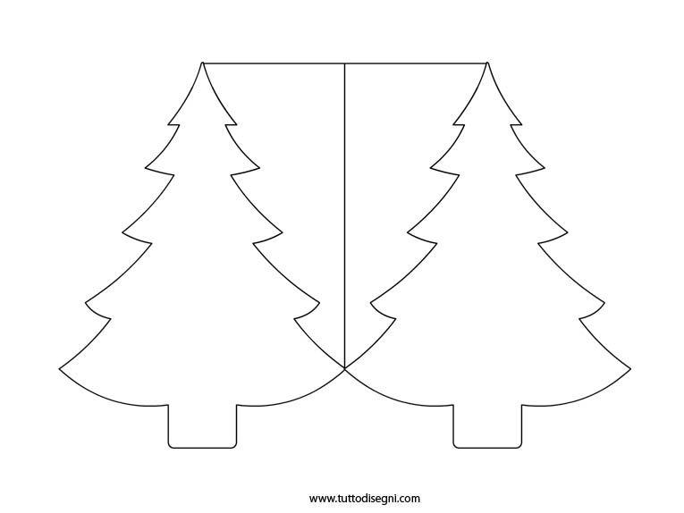 Biglietto Albero Natale 2 Bricolage Noel Loisirs Créatifs