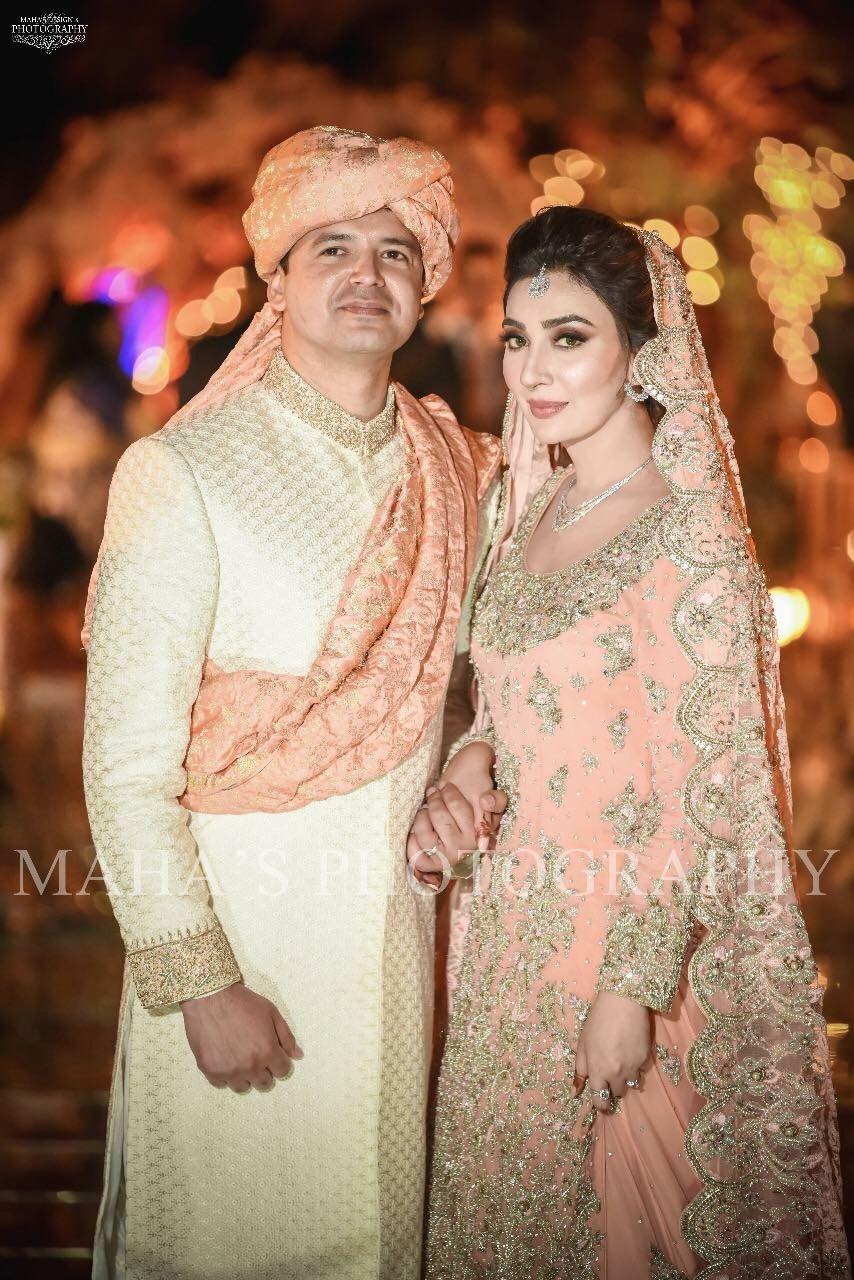 Baraat💞 pakistaniweddings aishakhan bride groom