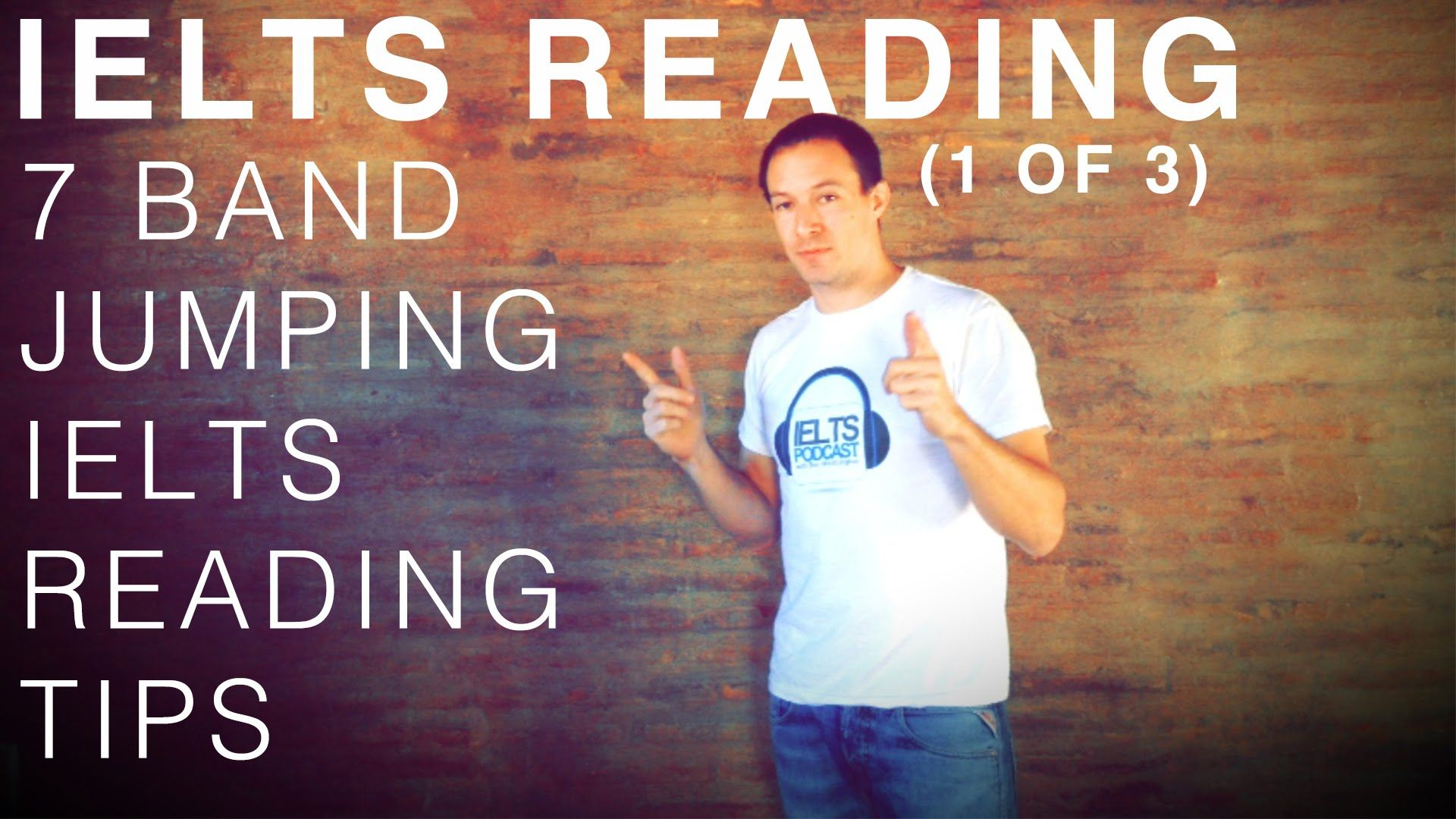 Ielts Reading 7 Band Jumping Ielts Reading Tips 1 Of 3 Ielts Reading Ielts Reading Tips Ielts reading tips for band 7